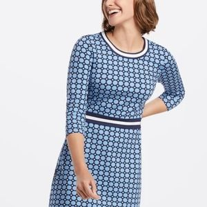 Draper James persley ponte dress
